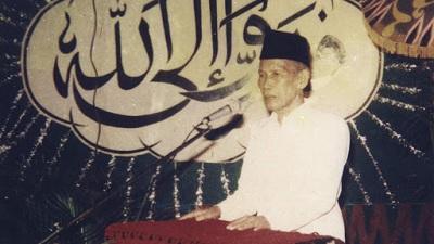 Biografi KH. Abdul Madjid Ma'roef QS RA