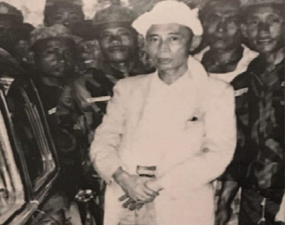 Biografi Hadhratus Syaikh KH. M. Utsman bin Nadi Al-Ishaqi