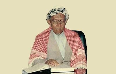 Biografi KH. Ma'shum Sufyan