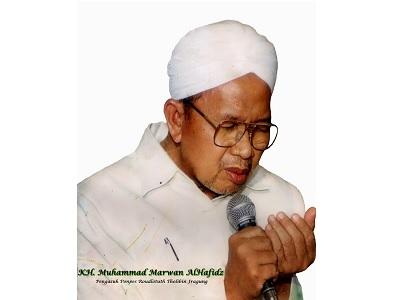 Biografi KH. Muhammad Marwan