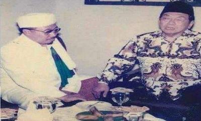 Biografi KH. Masruri Abdul Mughni