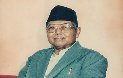 Biografi KH. Masyhuri Ali Umar