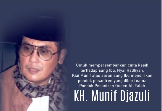 Biografi KH. Munif Djazuli
