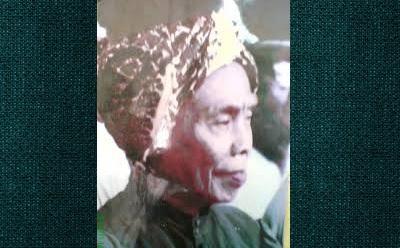Biografi KH. Siroj Payaman (KH Anwari Sirajd)