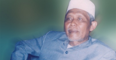 Biografi KH. Syaerozie