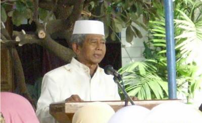 Biografi KH. Warson Munawwir