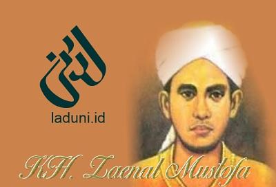 Biografi KH Zaenal Mustafa