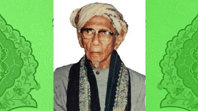 Biografi Gurutta Abdurrahman Ambo Dalle