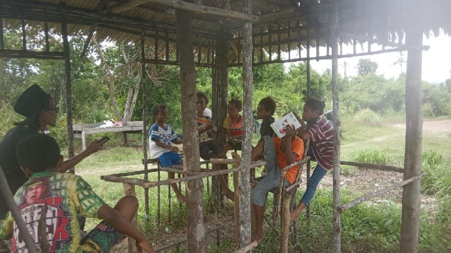 Santri Goes To Papua: Keceriaan Abadi