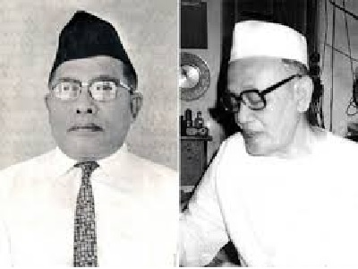 Ketika KH. Ali Maksum Iri Kepada KH. Bisri Mustafa