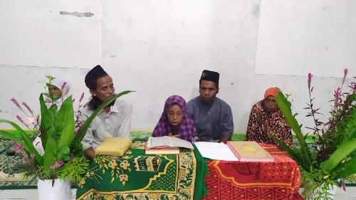 Santri Goes To Papua: Khataman Siswa Madrasah Al-Ibriz Iru Nigeiyah