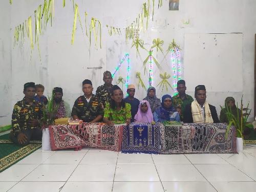 Santri Goes To Papua: Khataman dan Papeda