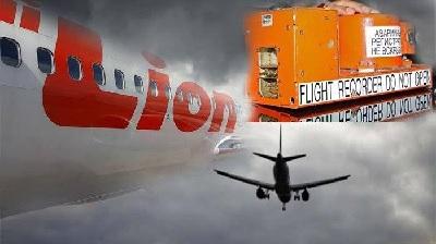 Tim Gabungan Berhasil Temukan dan Mengangkat Kotak Hitam Pesawat Lion Air JT 610