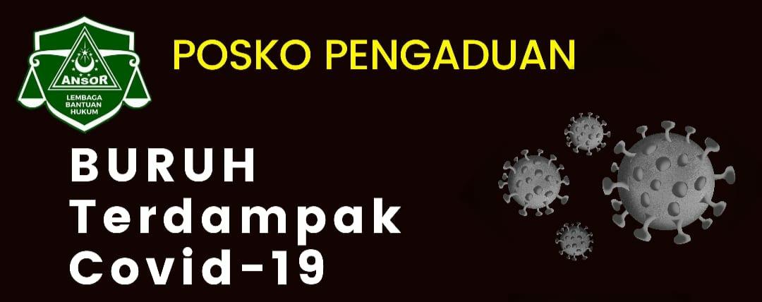 Ingin Bantu Masyarakat Masalah Hukum Terkait Covid-19, LBH Ansor Kabupaten Batang Buka Posko Online