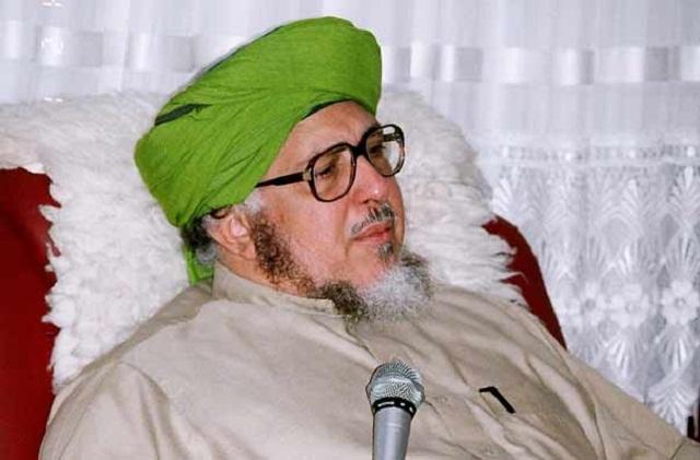 KH. Hamid Pasuruan Buka Kewalian Sayyid Muhammad Berkat Kedermawanannya