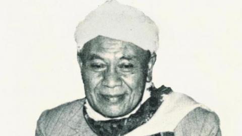 Biografi Ajengan KH. Anwar Musaddad