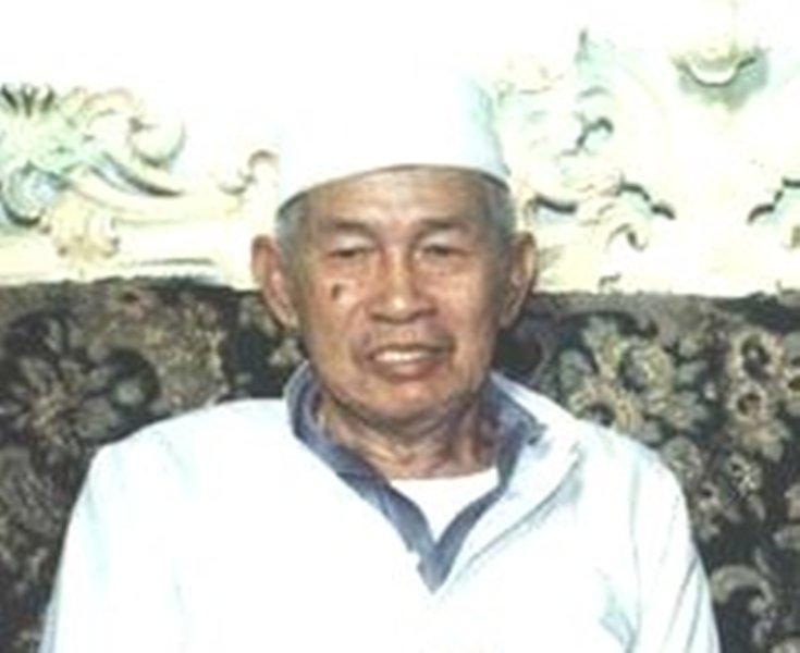 Biografi Guru Tohir Rohili Kampung Melayu