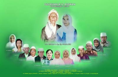 Biografi KH. Muhammad Ridwan Blitar