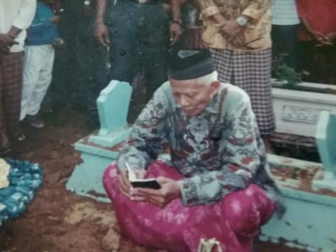 Biografi KH. Abdul Majid Tamim