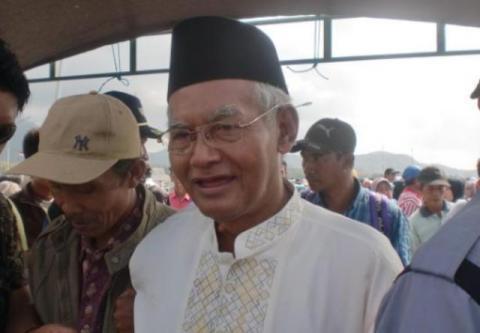 Biografi KH. Anwari Faqih (Kiai Berik)