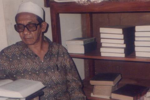 Biografi KH. Harits Dimyathi Tremas