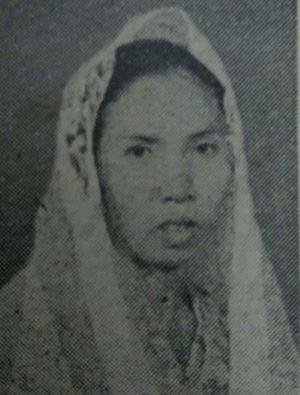 Biografi Nyai Asmah Sjachrunie