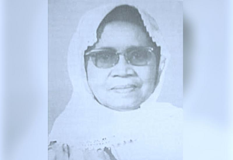 Biografi Nyai Hj. Mahmudah Mawardi