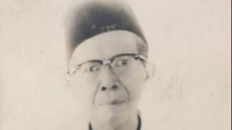Biografi Raden Sutisna Sendjaya Garut