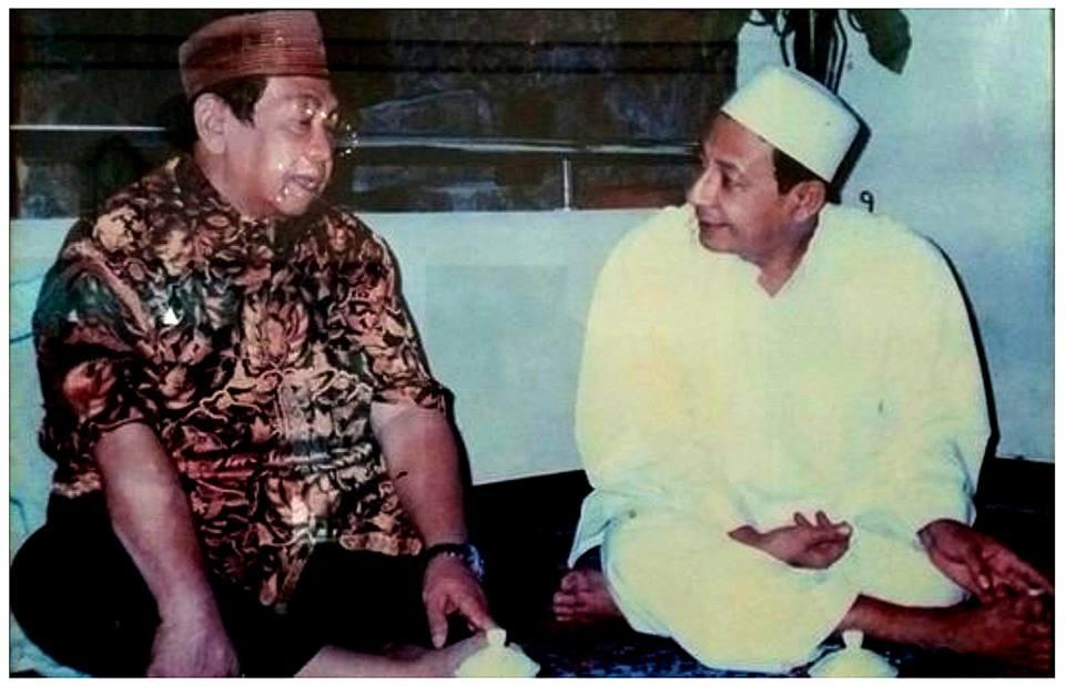 Kisah saat Habib Luthfi dan Gus Dur Ceritakan Rahasia Tentang NU