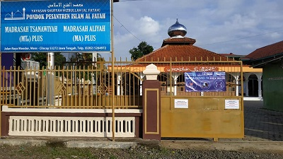 Madrasah Aliyah Al Fatah Maos Cilacap