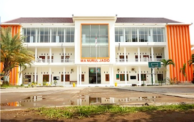 Madrasah Aliyah Nurul Jadid Probolinggo