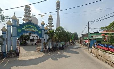 Majelis Ta'lim An-Nida Linahdlatil Ulama Tangerang