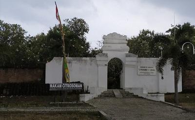 Wisata dan Ziarah di Makam Citrosoman Jepara