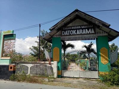 Safari Ziarah dan Bertawassul di Makam Datok Karama Palu