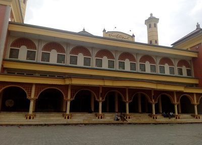 Safari Ziarah dan Bertawassul di Makam KH. R As'ad Syamsul Arifin Situbondo