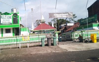 Wisata Ziarah dan Berdoa di Makam KH Anwari Siradj, Payaman Magelang