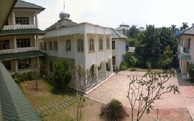 Wisata Religi dan Bertawassul di Makam KH. Ali Mustafa Yaqub, Ciputat