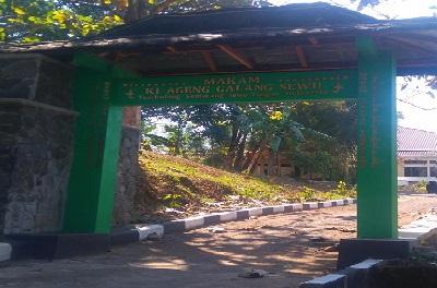 Wisata Ziarah dan Berdoa di Makam Ki Ageng Galang Sewu Semarang