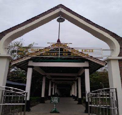 Safari Ziarah dan Ngalab Berkah di Makam Kyai Musyafa' Kaliwungu