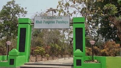 Lintas Ziarah Kota Tegal dan Berdoa di Makam Pangeran Purbaya