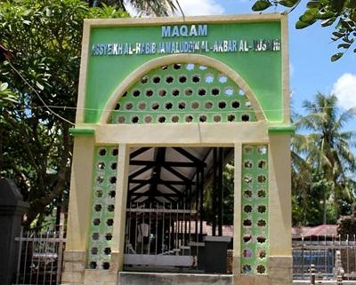 Wisata Religi dan Berdoa di Makam Syiekh Jamaluddin al Akbari al Husaini Wajo