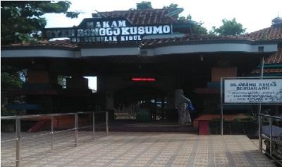 Wisata dan Ziarah di Makam Syekh KH.R Ronggo Kusumo Pati
