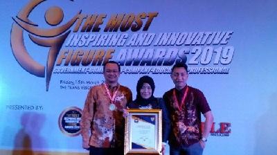 Internet Satelit MangoeSky Terima Penghargaan Layanan Terbaik untuk Wilayah 3T