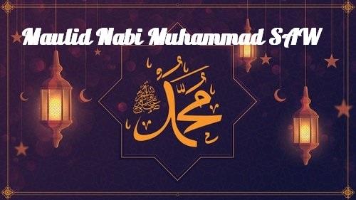 Keutamaan Mengadakan Maulid Nabi Muhammad SAW