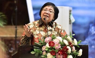 Tingkatkan Kewaspadaan, Menteri LHK Segel 80 Perusahaan Pembakar Hutan