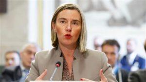 UE Mengecam AS karena Mendikte Hubungan Perdangannya dengan Iran