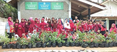 PAUD dan KB As-Sidiqiyah Banjarnegara