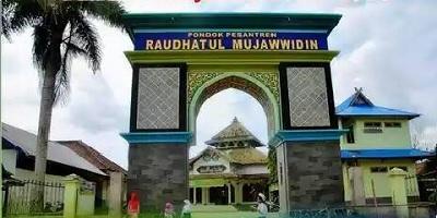 Pesantren Raudhatul Mujawwidin Jambi