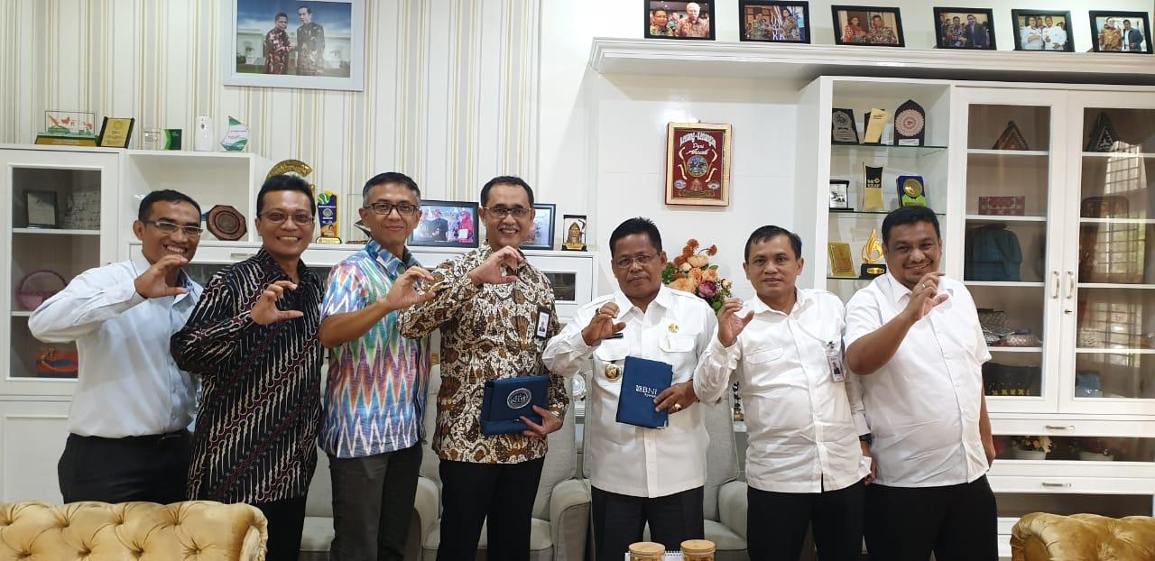 BNI Syariah Perluas Jaringan Kerja di Banda Aceh