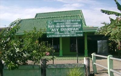 Panti Asuhan Asy-Syarifah Ngawi